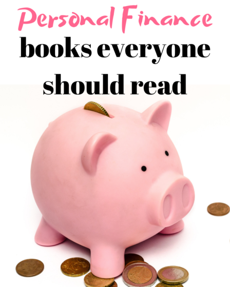 The best Personal Finance books everyone should read